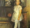 Комаровский И. «Памяти Уистлера». 1980-е, х., м., 80х60